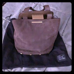 Pre-owned Brown suede ZAC Zac Posen shoulder bag